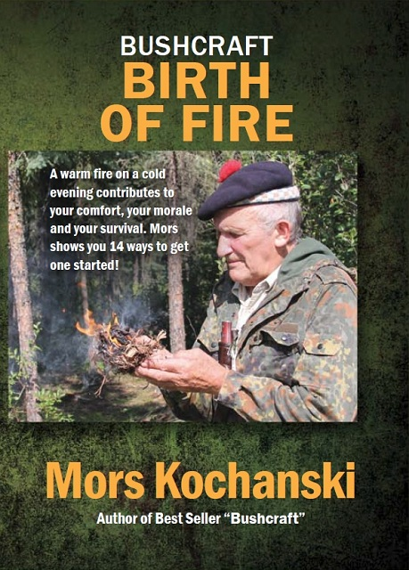 Bushcraft: Birth of Fire