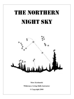 The Northern Night Sky