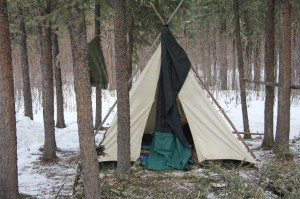 Karamat Wilderness Ways 2012 Winter Course