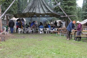 Karamat Wilderness Ways Rendezvous