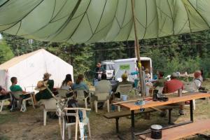 Karamat Wilderness Ways2017 Summer Course