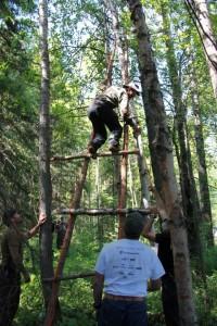 Karamat Wilderness Ways 2015 Summer Course